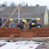 Verbouwingen Scoutslokaal